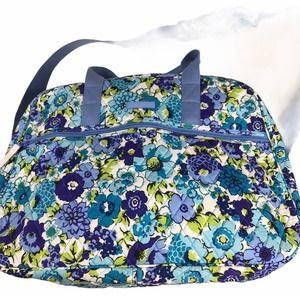 Vera Bradley Medium Traveler Bag NWT